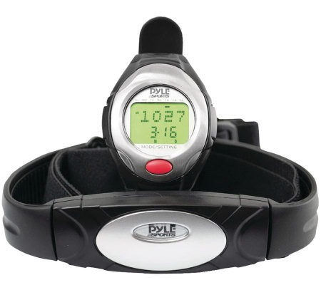 Pyle PHRM40 One-Button Heart Rate Watch