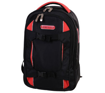 "Swiss Cargo TruLite 17"" Backpack - F249228"