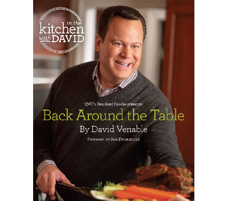 """As Is"" Back Around the Table: An ""In the Kitchen w/ David"" Cookbook"