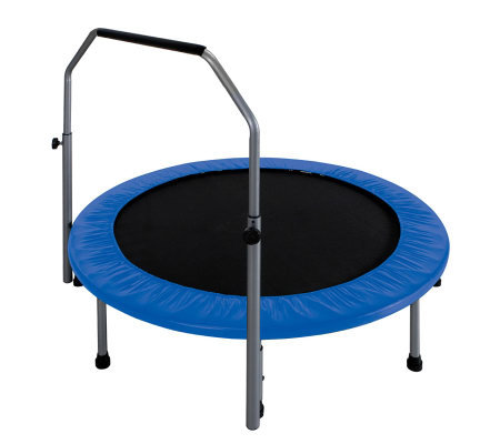 "Marcy Classic 48"" Trampoline with Stabilizer Bar"