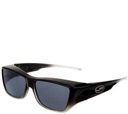 Jonathan Paul Ombre Fitover Sunglasses with PolarVue Lenses & Case
