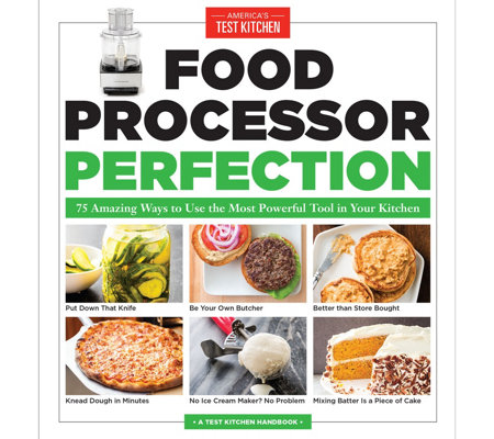 Food processor perfection cookbook by americas test kitchen page food processor perfection cookbook by americas test kitchen forumfinder Choice Image