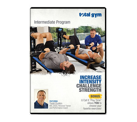 Total Gym Intermediate Program