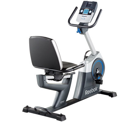 Reebok Trainer RX 3.5 Recumbent Bike