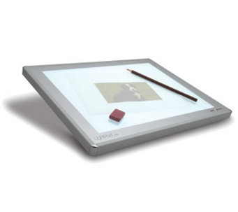 "LightPad Light Box With 12"" x 9"" Work Surface - F244935"