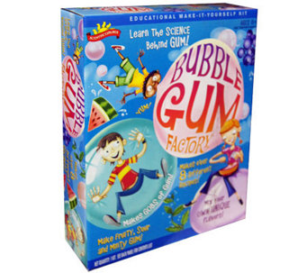 Bubble Gum Factory Kit - F248037