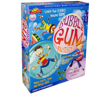 Bubble Gum Factory Kit