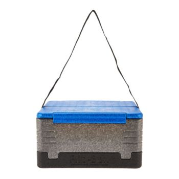 Flip-Box Mini Collapsible Cooler and Insulation Box