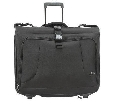 Skyway Luggage® Sigma 2 Black Bi-Fold Garment Bag - Bed ...  Skyway Wheeled Garment Bags