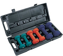 Marcy Neoprene Dumbbell Set - F249741