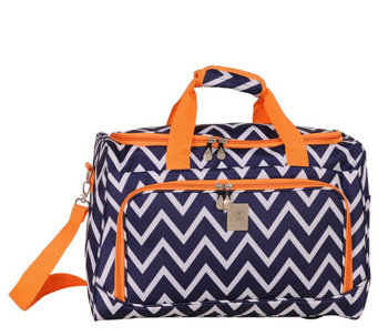 Jenni Chan Aria Madison City Duffel - F249042