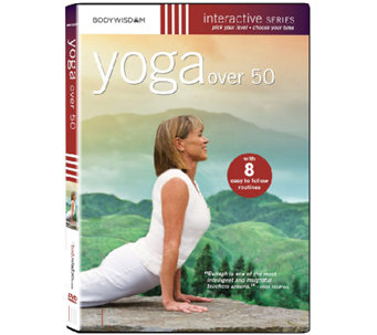 Yoga Over 50 DVD - F249242