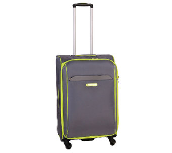 "Swiss Cargo TruLite 24"" Spinner Luggage - F249044"