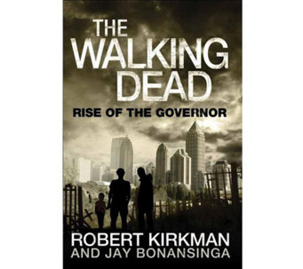 The Walking Dead: Rise of the Governor Hardcover Book - F11146