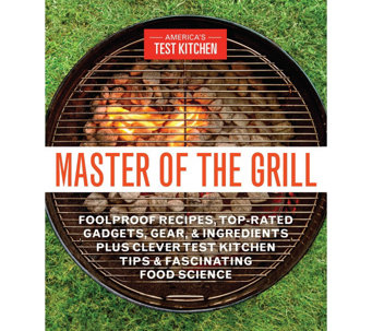 Master of the Grill by America's Test Kitchen - F12346