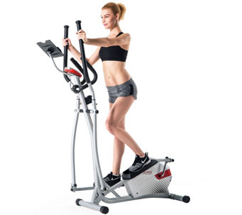 Sunny Health & Fitness SF-E3416H Magnetic Elliptical Trainer - F249546