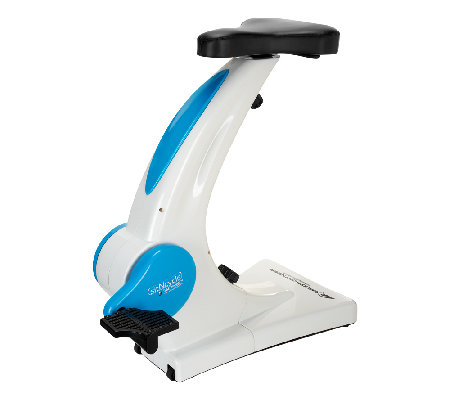 Sitncycle Deluxe Xl Low Resistance Exercise Bike Page 1