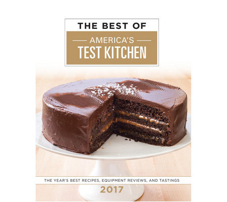 The Best of America\'s Test Kitchen 2017\