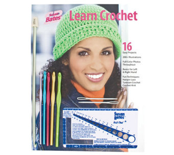 Learn Crochet! Kit - F247148