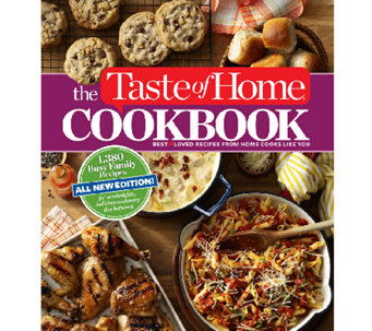 """Taste of Home: Busy Family Edition"" Cookbook - F11650"