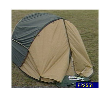 Vagabond II  Quickdraw  Pop-Up 3-4 Person Tent  sc 1 st  QVC.com & Vagabond II