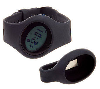 ProTrack Wireless Watch Activity Tracker with Bluetooth - F11852