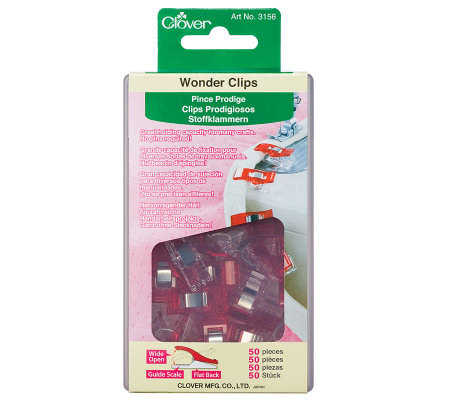 Wonder Clips 50-Piece Package