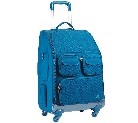 Lug Cruiser Four-Wheel Roller Bag