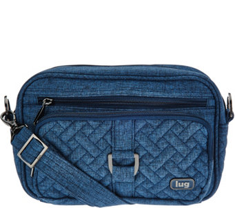 Lug Convertible RFID Crossbody & Belt Bag - Carousel - F12254