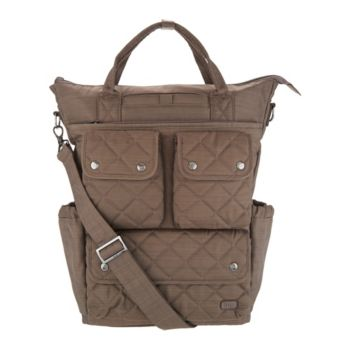 Lug North/South Designer Tote -Charleston