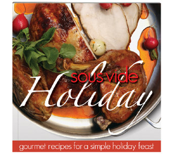 Sous Vide Holiday Cookbook - F248855