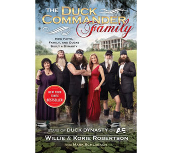 """The Duck Commander Family"" Up-Close View of Duck Dynasty - F11156"