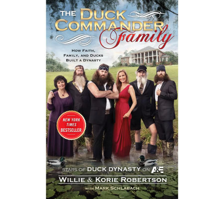 """The Duck Commander Family"" Up-Close View of Duck Dynasty"