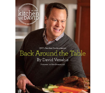 "Back Around the Table: An ""In the Kitchen with David"" Cookbook - F11558"