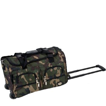 Fox Luggage 22 Rolling Duffel Bag