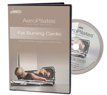AeroPilates Fat Burning Cardio DVD