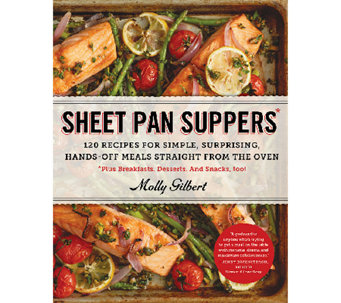 """Sheet Pan Suppers"" by Molly Gilbert - F11960"