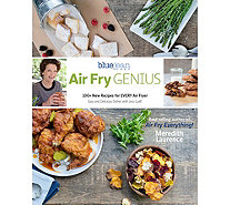 """Air Fry Genius"" Cookbook by Meredith Laurence - F12862"