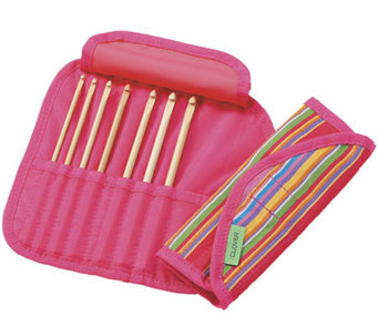 Getaway Takumi Crochet Hooks Gift Set-Sizes E4-K10-1/2 - F247062