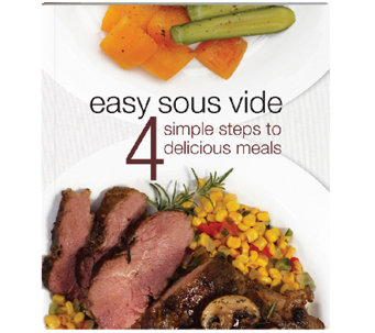 Easy Sous Vide Cookbook - F248863