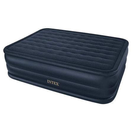 Intex Rising Comfort Airbed - Queen