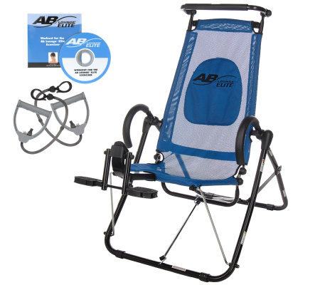 ab lounge exercise machine