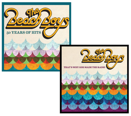 "The Beach Boys ""That's Why God Made the Radio"" 12 Track CD and Bonus CD"