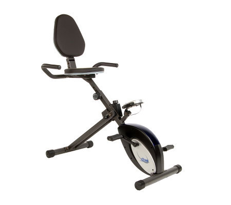 Stamina InTone Folding Exercise Bike Pro