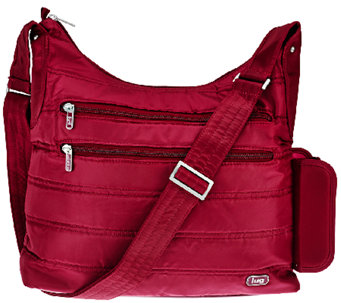 Lug Oversized Crossbody - Cable Car - F12167