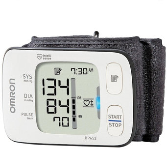 Omron BP652 7 Series Wrist Blood Pressure Monitor - F247867