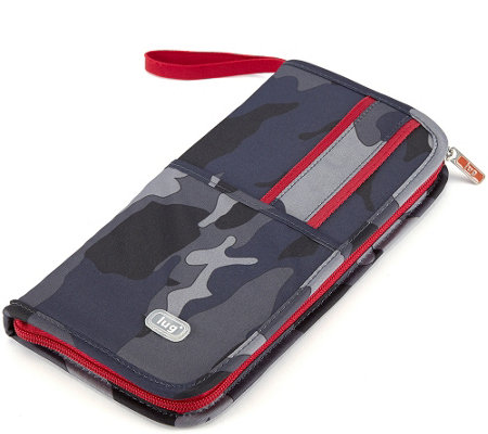 Lug Scout Travel Wallet
