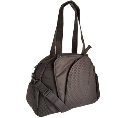 Lug East/West Overnight Bag - Cartwheel