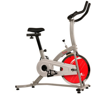 Sunny Health & Fitness Indoor Cycling Bike withLCD Monitor - F248969