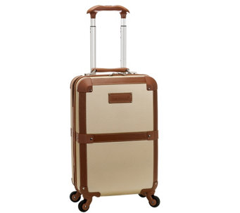 "Rockland Luggage Stage Coach 20"" Rolling Trunk - F249070"